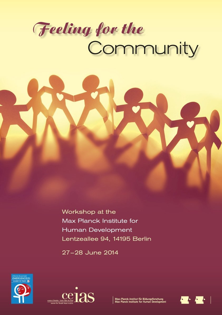 Feeling for the Community<br />27.-28. Juni 2014