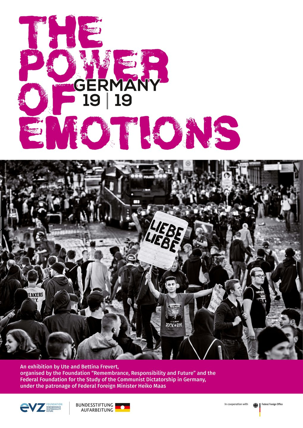 The Power of Emotions. Germany 19|19